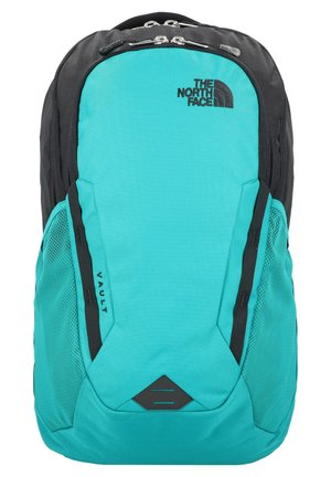 THE NORTH FACE VAULT RUCKSACK 50 CM LAPTOPFACH - Rugzak - fanfare green/tnf black