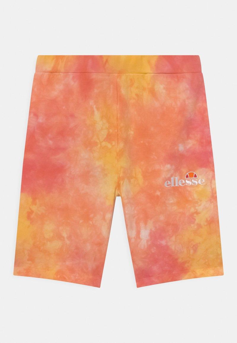 Ellesse - KELLEY - Shorts - pink/yellow