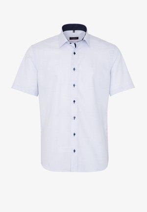 FITTED WAIST - Shirt - light blue