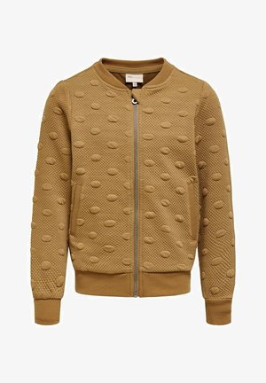 Bomber Jacket - toasted coconut