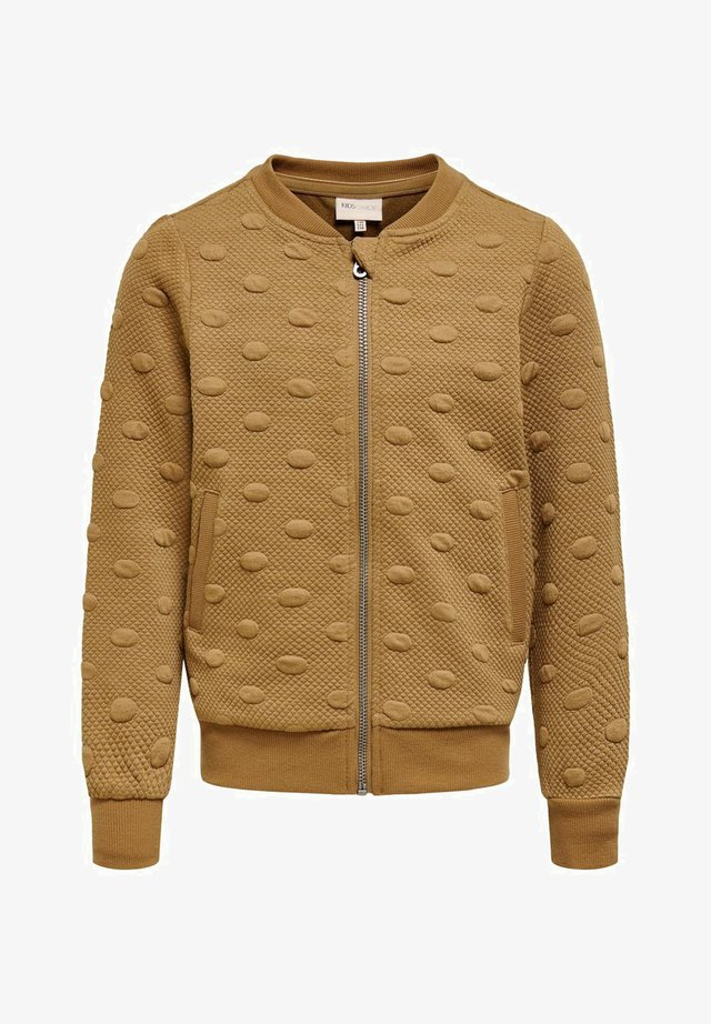 Chaquetas bomber - toasted coconut