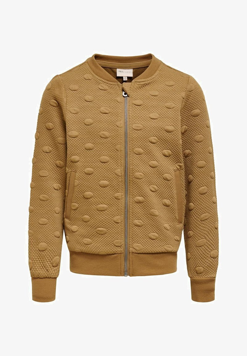 Kids ONLY - Bomber Jacket - toasted coconut
