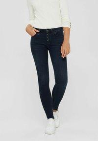Esprit - Jeans Skinny Fit - blue black - 3