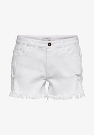 JDYLEE - Shorts vaqueros - white