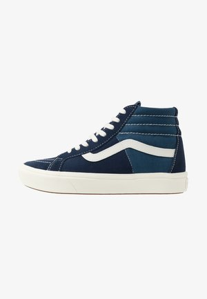COMFY CUSH SK8 - Sneakersy wysokie - dress blues/gibraltar sea