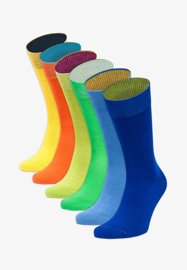 FLITZEBOGEN - Socks - gelb,orange,grün,blau