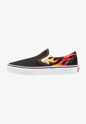 CLASSIC SLIP-ON  - Loafers - black/true white