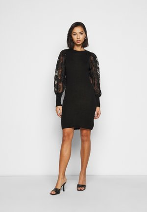 ONLFLORA DRESS  - Jumper dress - black