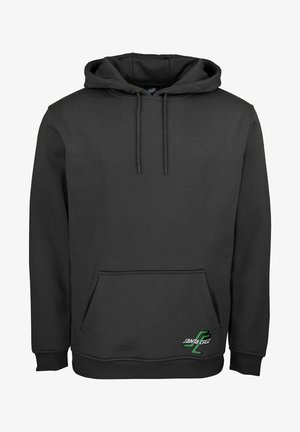 ARCHIVE - Hoodie - washed black