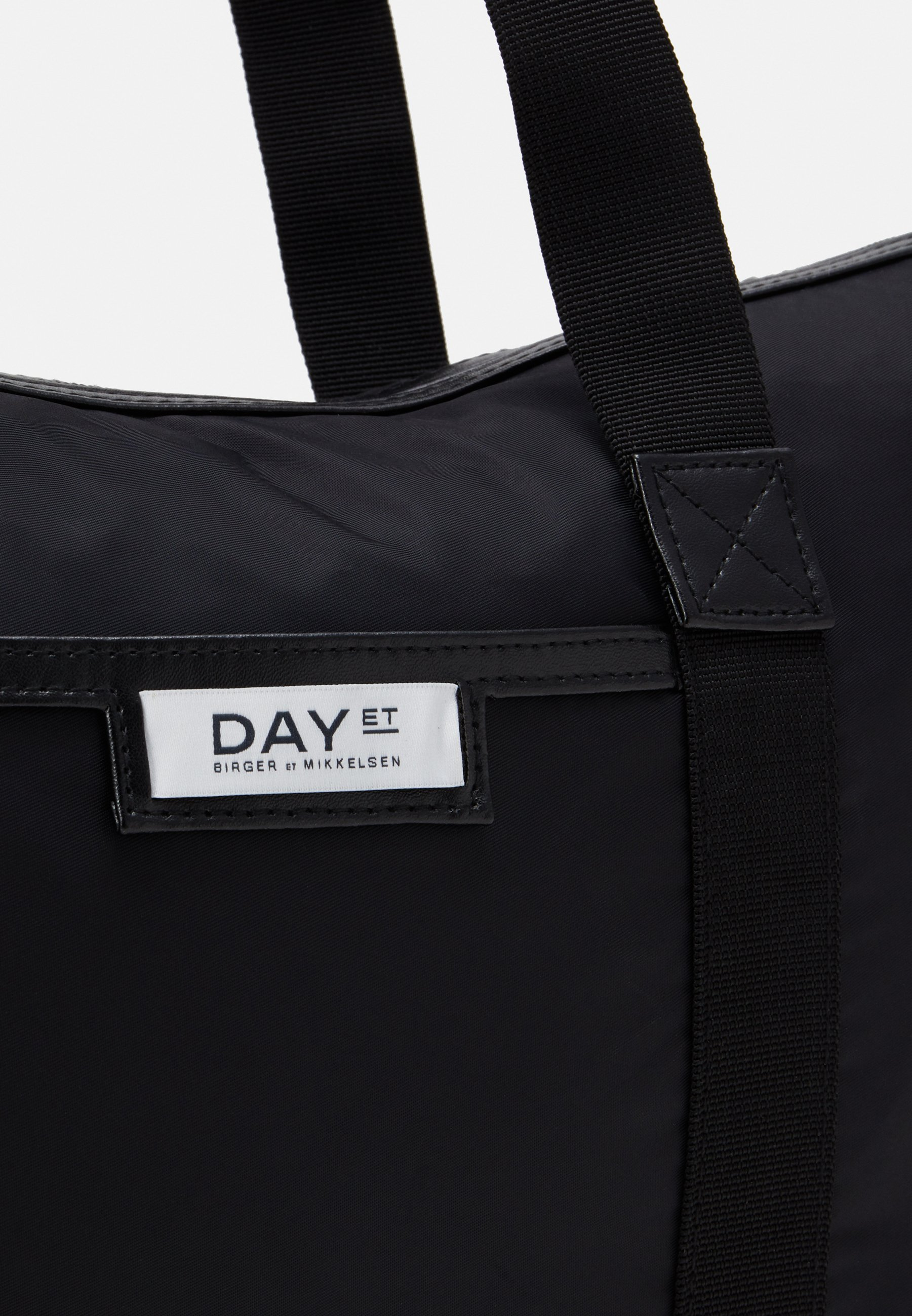 DAY ET GWENETH WORK - Shoppingveske - black/svart O1wdMQbsdup1gav