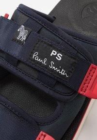 PS Paul Smith - MICAH - Pantofle - dark navy - 5