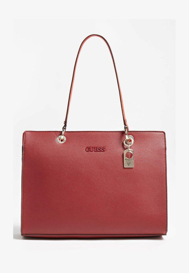 Guess - ISLA - Handbag - rot