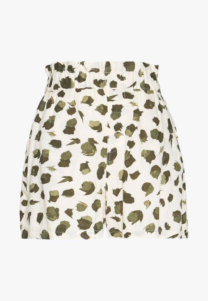 Noisy May - Shorts - ecru