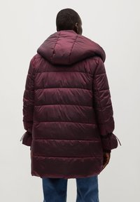 Violeta by Mango - SOHO7 - Winter coat - granatrot - 2