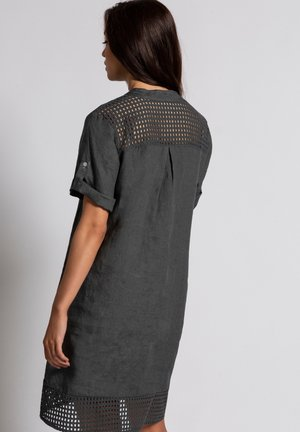 Day dress - asphaltgrau