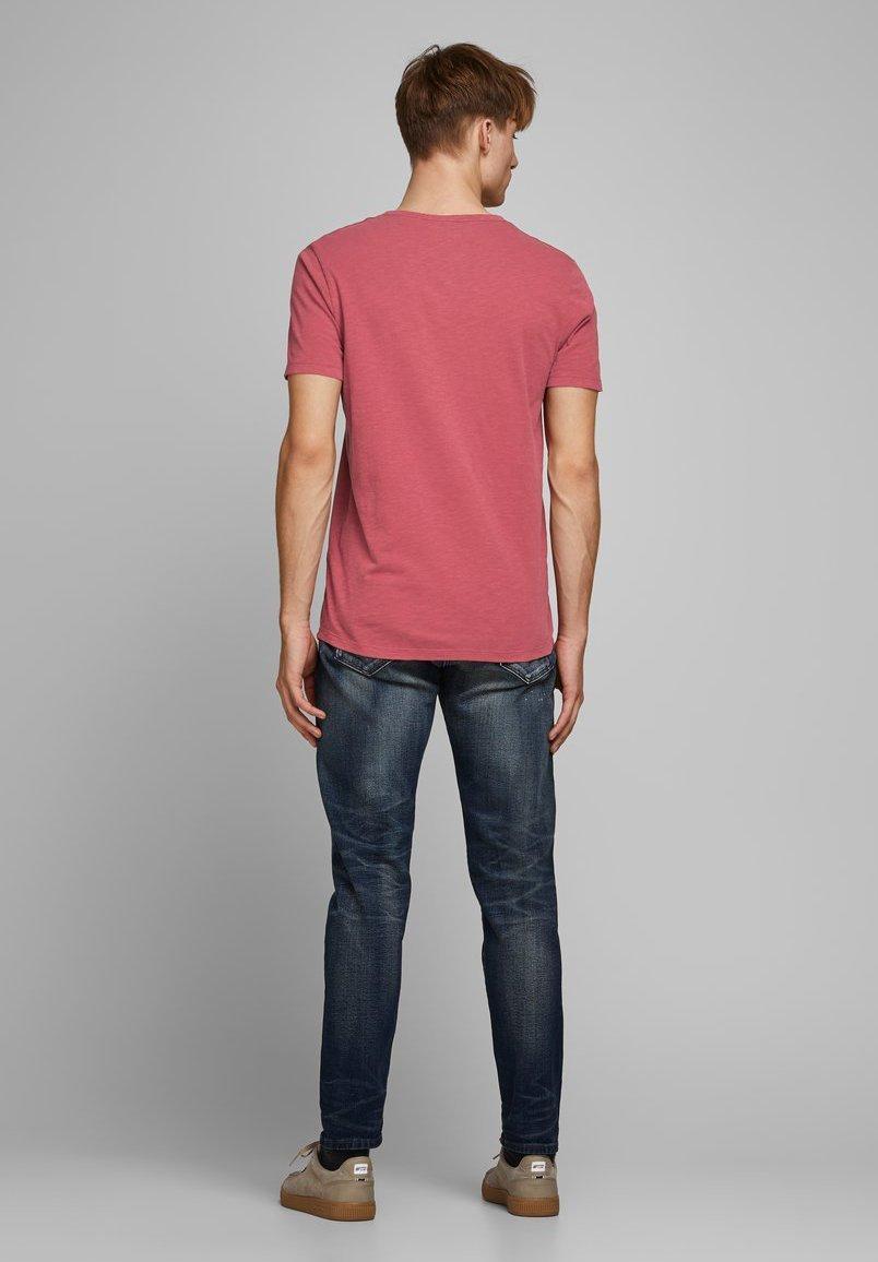 Jack & Jones Print T-shirt - red yav2j