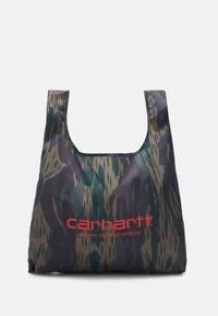 Carhartt WIP - KEYCHAIN SHOPPING BAG UNISEX - Maisiņveida soma - unite/copperton - 0