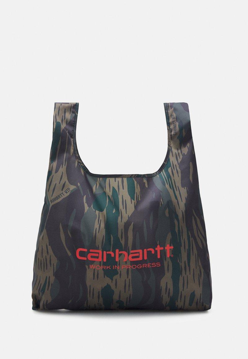 Carhartt WIP - KEYCHAIN SHOPPING BAG UNISEX - Maisiņveida soma - unite/copperton