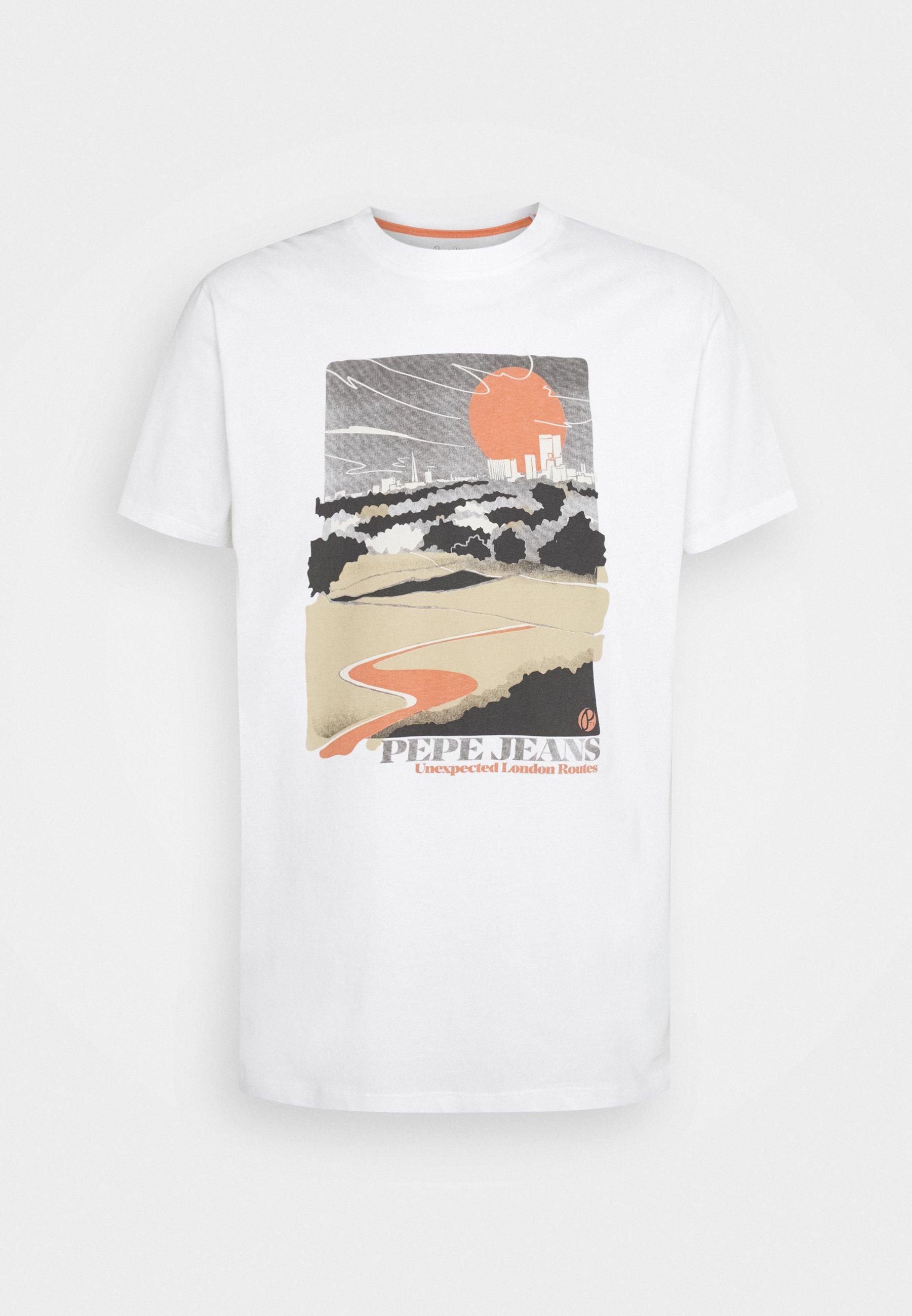 Herren WAYNE - T-Shirt print