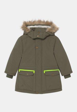 KIDS BOYS - Winter coat - schilf