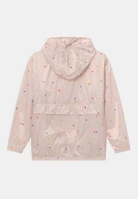 TINYCOTTONS - ICE CREAM DOTS - Waterproof jacket - pink - 1