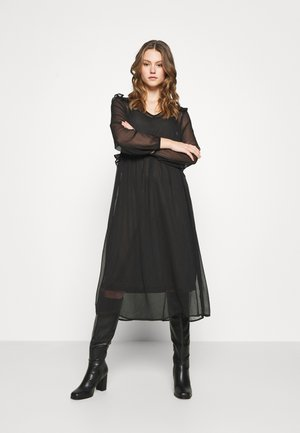 ONLNANA MIDI DRESS  - Vestido largo - black