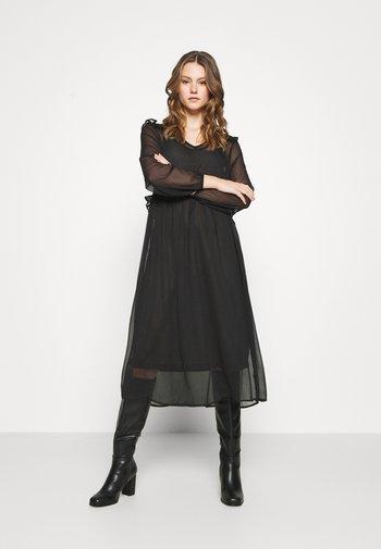ONLNANA MIDI DRESS  - Maxi šaty - black