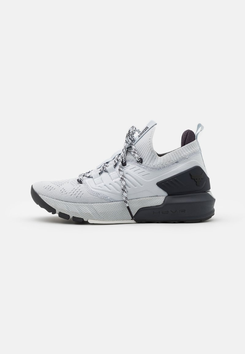 Under Armour - PROJECT ROCK 3 - Sports shoes - halo gray