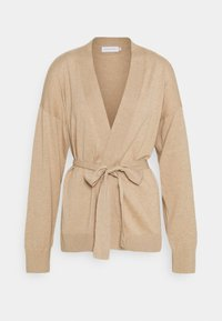 Lounge Nine - BALLOU CARDIGAN - Cardigan - safari - 4
