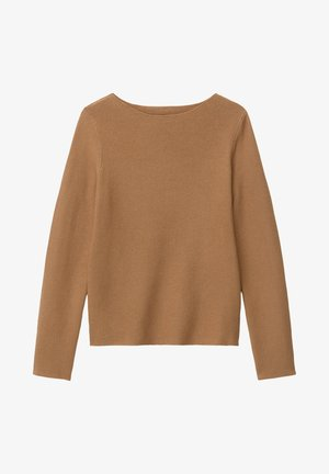 LONG SLEEVE - Jumper - true camel