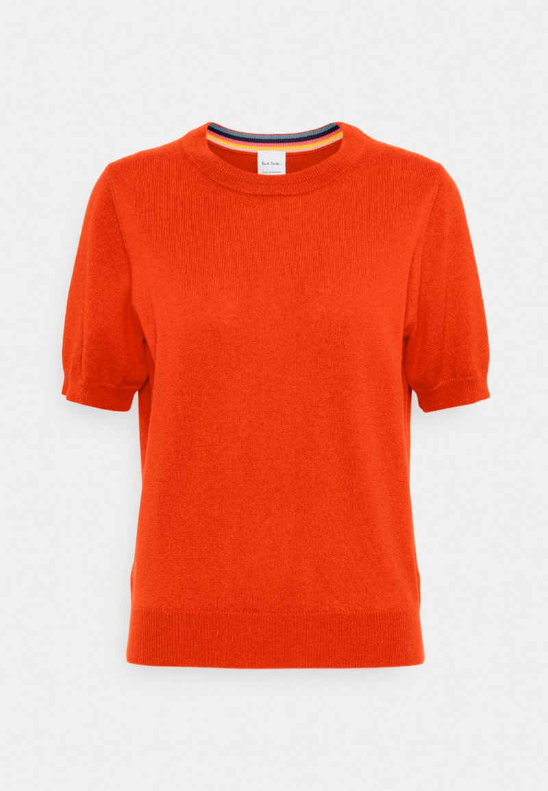 Paul Smith - Basic T-shirt - red
