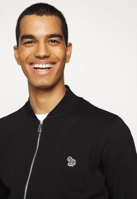 PS Paul Smith - MENS ZIP - Felpa aperta - black - 3