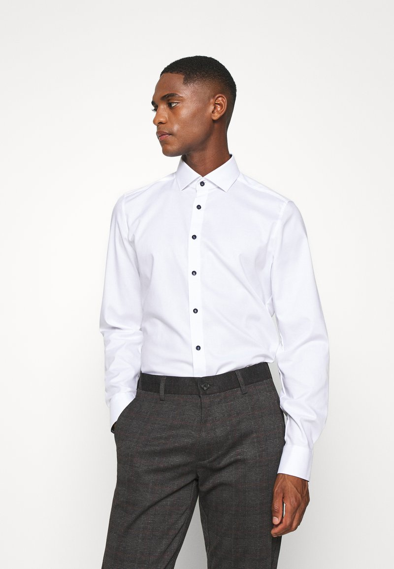 OLYMP Level Five - Shirt - weiss