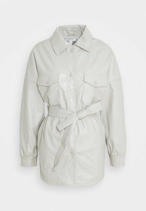 CARLOS  - Krótki płaszcz - grey