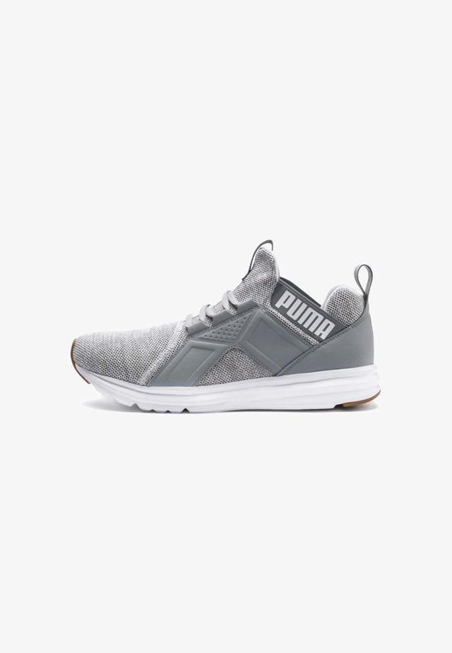 Sneakers - puma white-quarry