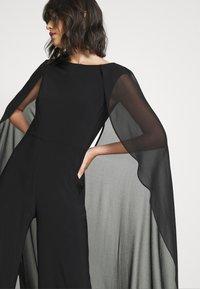 Lauren Ralph Lauren - CLASSIC COMBO - Jumpsuit - black - 3