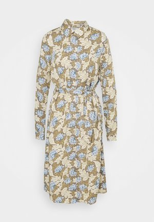 OBJANAIS SHIRT DRESS - Sukienka koszulowa - fossil