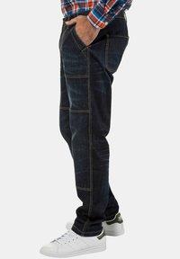 JP1880 - WORKER CASUAL  - Straight leg jeans - blue - 2