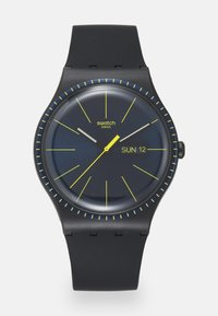 Swatch - BLACK RAILS - Reloj - black - 0