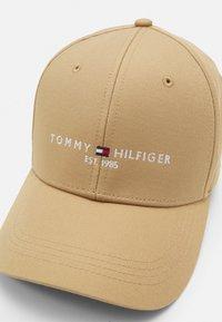 Tommy Hilfiger - ESTABLISHED UNISEX - Czapka z daszkiem - khaki - 3