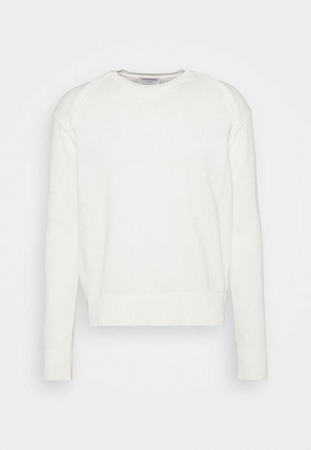 JANOS - Pullover - pure white