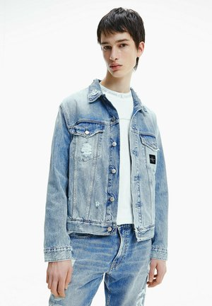 Veste en jean - denim light