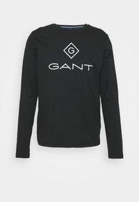 GANT - LOCK UP - Long sleeved top - black - 3