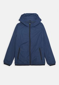 OVS - RAIN - Waterproof jacket - dress blues - 0