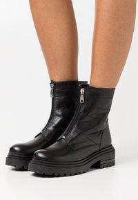 Zign - Snowboots  - black - 0