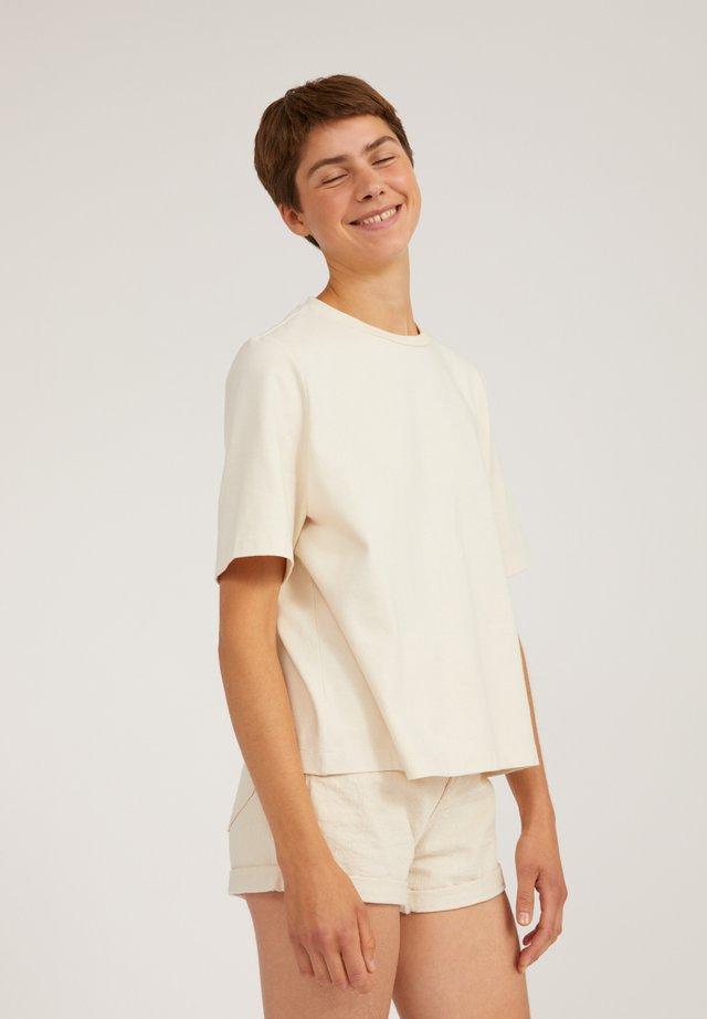 LAYAA - T-Shirt basic - undyed