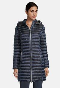 Betty Barclay - MIT STEHKRAGEN - Winter coat - dunkelblau - 0