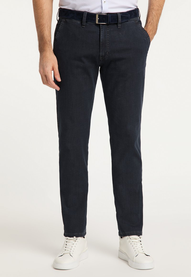Pioneer Authentic Jeans - ROBERT - Straight leg jeans - rinse