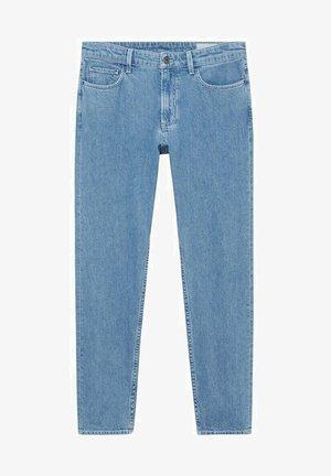COSMOS - Jeans a sigaretta - mittelblau