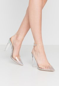 ALDO - ALDO x DISNEY - GLASSSLIPER - Decolleté - clear - 0